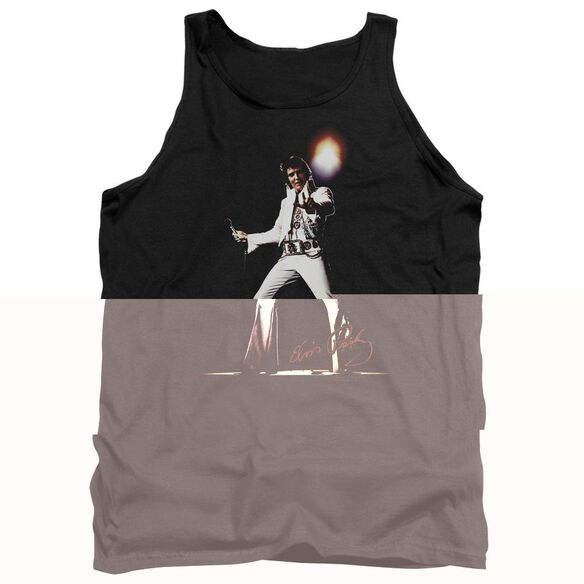 Elvis Presley Glorious - Adult Tank - Black