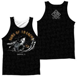 Sons Of Anarchy Reaper Repeat (Front/back Print)-adult 100% Poly