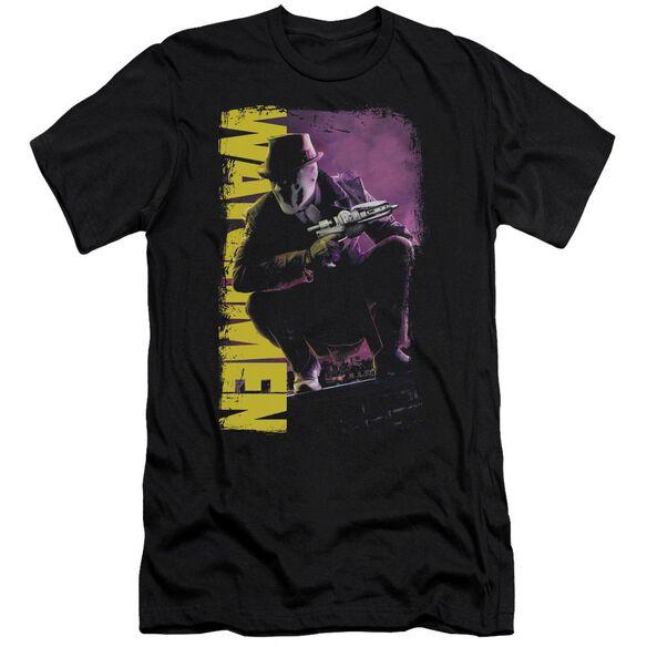 Watchmen Perched Short Sleeve Adult T-Shirt