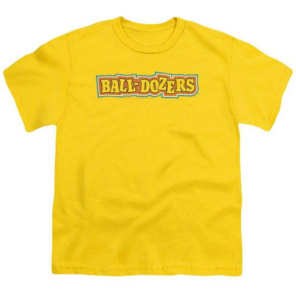 Dubble Bubble Balldozers Short Sleeve Youth T-Shirt