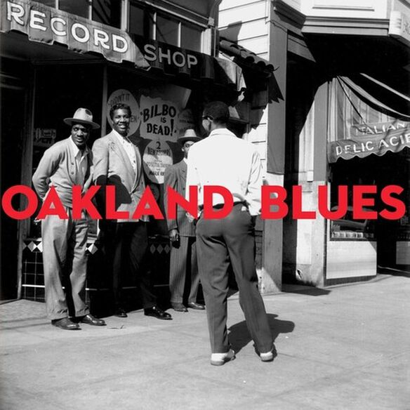 Various Artists - Oakland Blues (Various Artists)