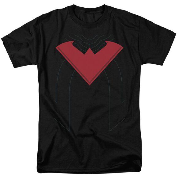Batman Nightwing 52 Costume Short Sleeve Adult T-Shirt