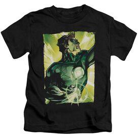 Green Lantern Up Up Short Sleeve Juvenile T-Shirt