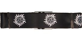 Supernatural Protection Symbols Seatbelt Belt