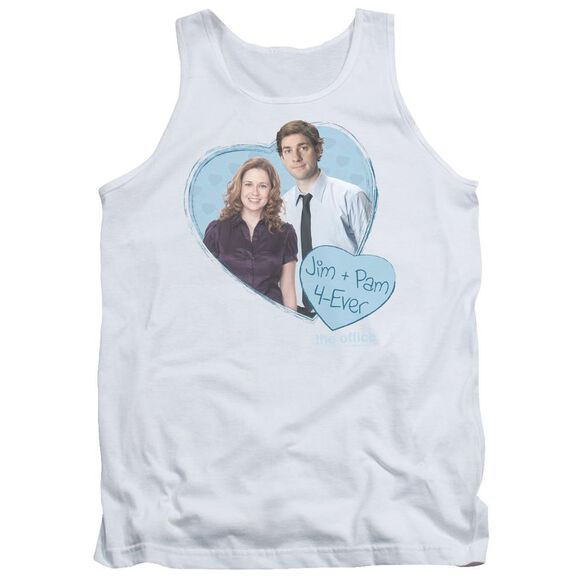 The Office Jim & Pam 4 Ever Adult Tank