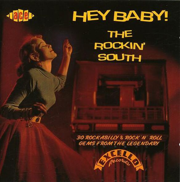 Hey Baby: The Rockin South / Various (Uk)