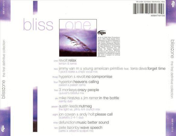 Bliss:One 0602