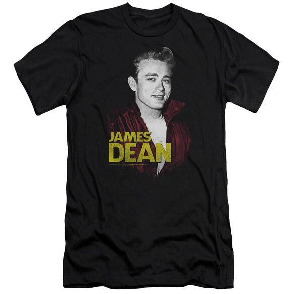Dean Red Jacket Premuim Canvas Adult Slim Fit
