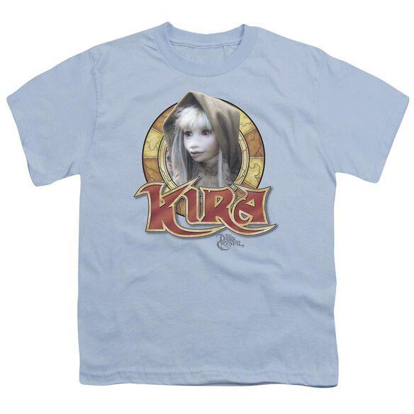 Dark Crystal Kira Circle Short Sleeve Youth Light T-Shirt