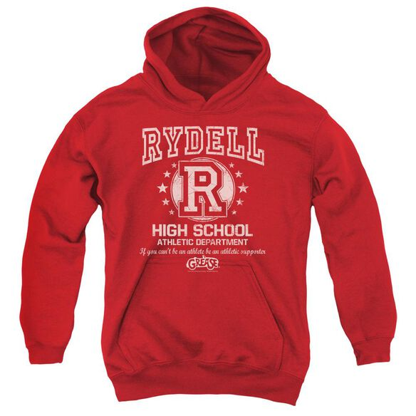 Grease Rydell High Youth Pull Over Hoodie