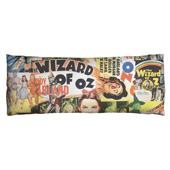 Wizard Of Oz Collage Microfiber Body