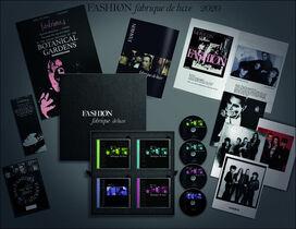 The Fashion - Fabrique (Deluxe 4CD Box)
