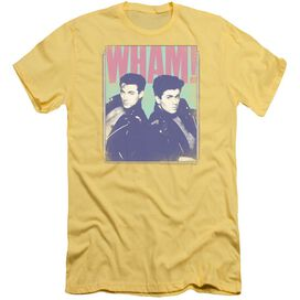 Wham Fantastic Wham Hbo Short Sleeve Adult T-Shirt