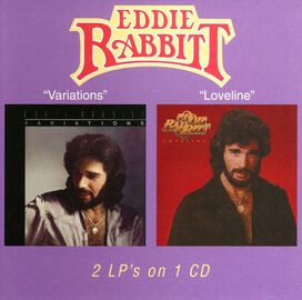 Eddie Rabbitt - Variations/Loveline