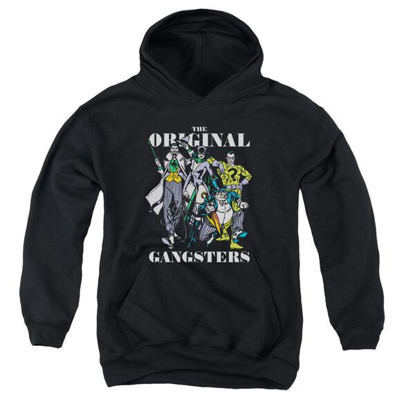 Dc Original Gangsters Youth Pull Over Hoodie