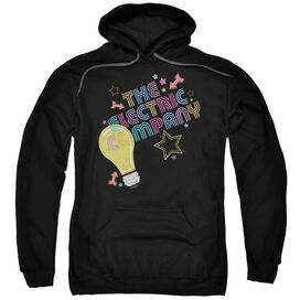Electric Company Electric Light Adult Pull Over Hoodie