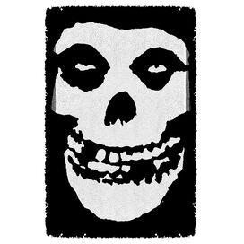 Misfits Fiend Skull Woven Throw