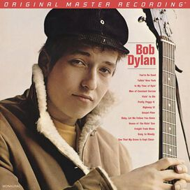Bob Dylan - Bob Dylan [Limited Edition Hybrid SACD Set]