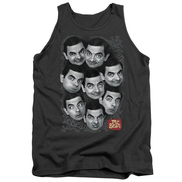 Mr Bean Heads Adult Tank