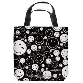 Smiley World Smiles All Around Tote