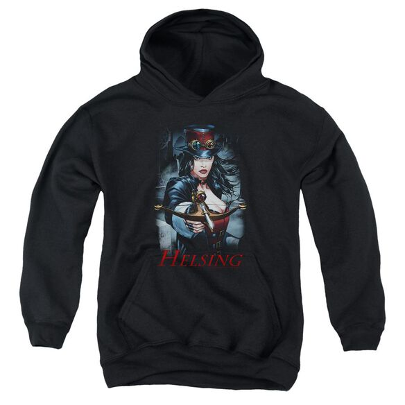 Zenoscope Helsing Youth Pull Over Hoodie