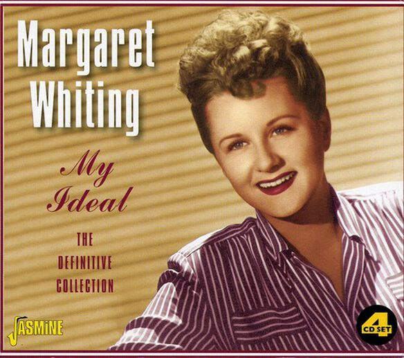 Margaret Whiting - My Ideal the Definitive Collection