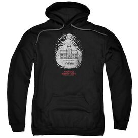 American Horror Story Its Everywhere Adult Pull Over Hoodie Black