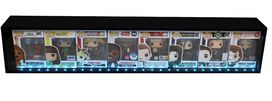 Collectibles Display Case with LED Lighting & remote control