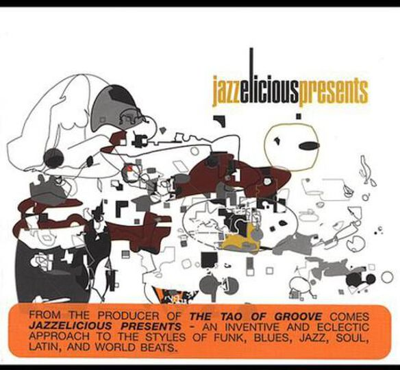Jazzelicious Presents / Various