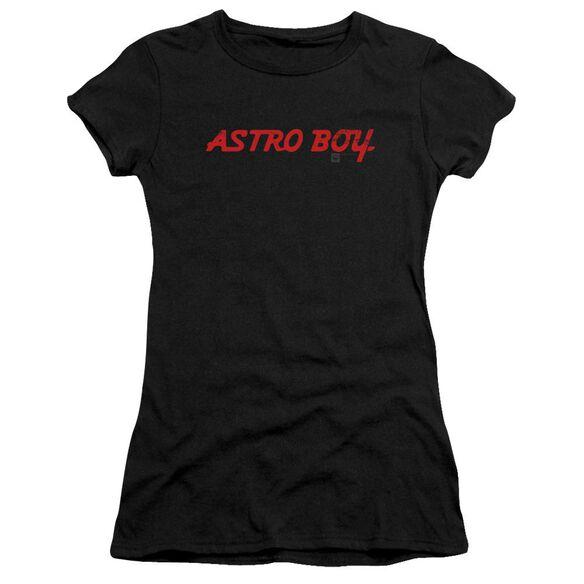 Astro Boy Classic Logo Premium Bella Junior Sheer Jersey