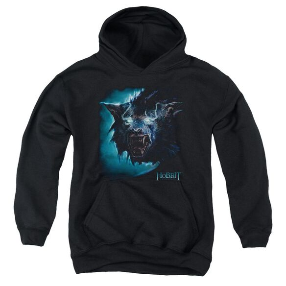 The Hobbit Warg Youth Pull Over Hoodie