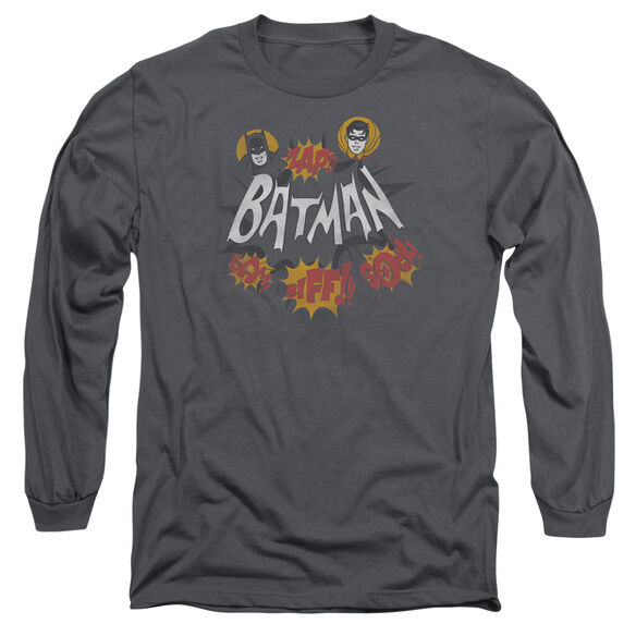 BATMAN CLASSIC TV SOUND EFFECTS-L/S T-Shirt
