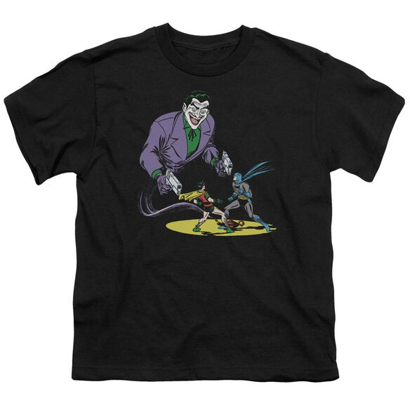 Batman Detective #69 Cover Short Sleeve Youth T-Shirt