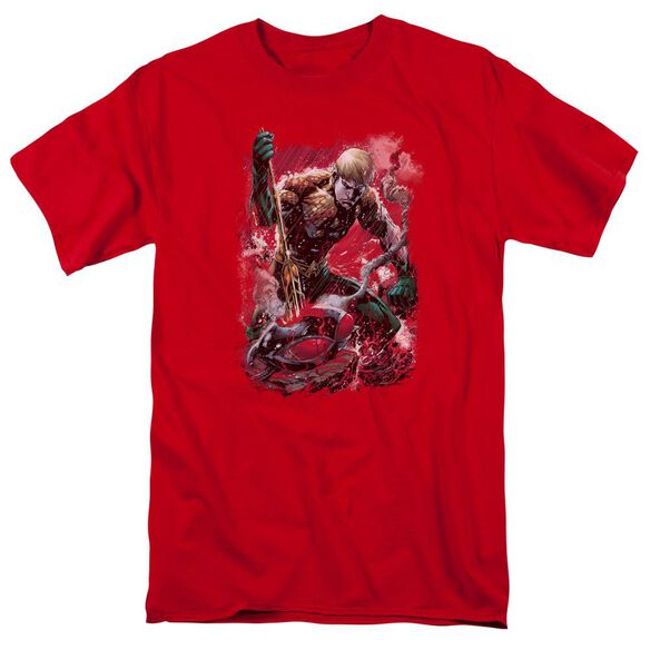 Jla Finished Short Sleeve Adult T-Shirt