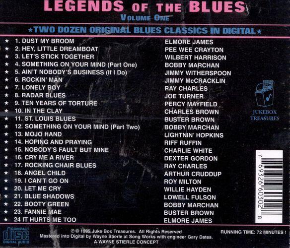 Legends Of Blues V1 0890