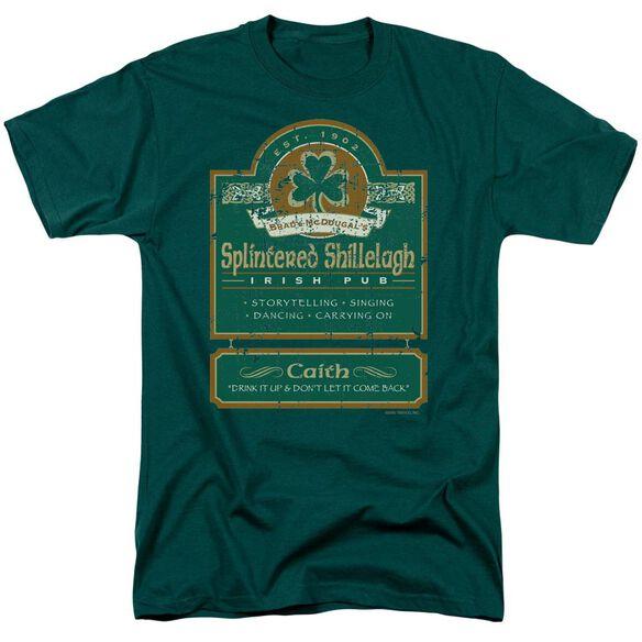 SPLINTERED SHILLELAGH- ADULT T-Shirt
