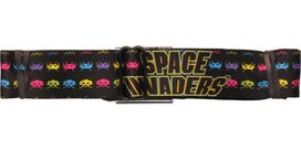 Atari Space Invaders Alien Stacks Seatbelt Belt