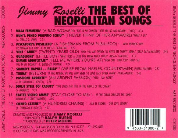 Best Of Neapolitan So1289