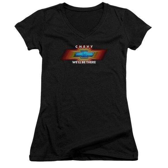 Chevrolet Chevy We'll Be There Tv Spot Junior V Neck T-Shirt