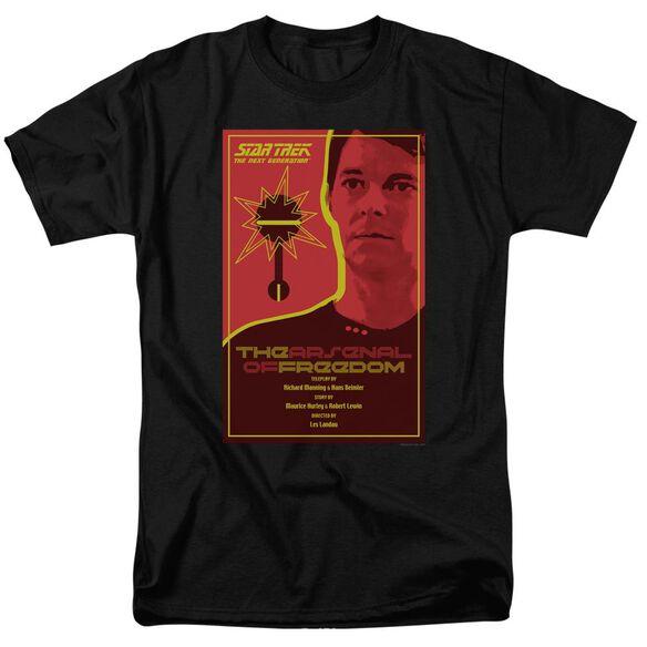 Star Trek Tng Season 1 Episode 21 Short Sleeve Adult T-Shirt