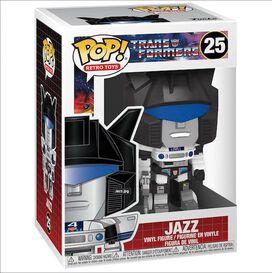 Funko Pop! Transformers: Jazz