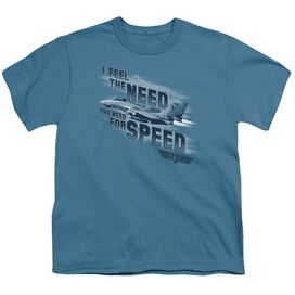 Top Gun Need For Speed Short Sleeve Youth T-Shirt