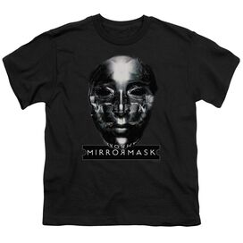 Mirrormask Mask Short Sleeve Youth T-Shirt