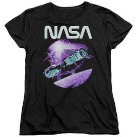 Nasa Come Together Short Sleeve Womens Tee T-Shirt