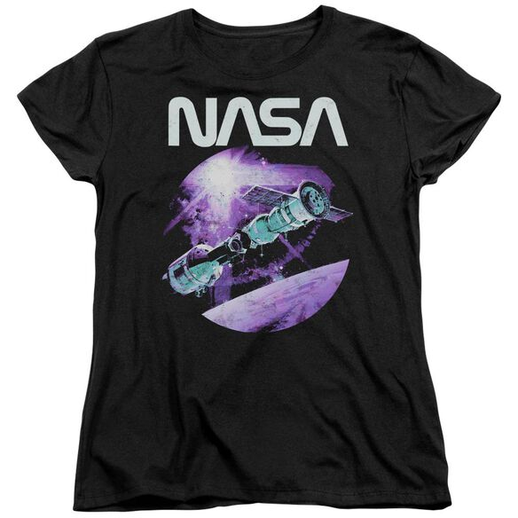 Nasa Come Together Short Sleeve Womens Tee T-Shirt