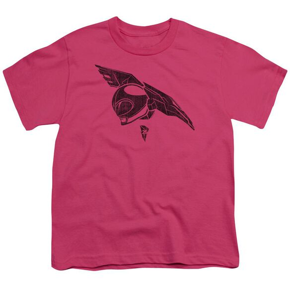 Power Rangers Short Sleeve Youth Hot T-Shirt