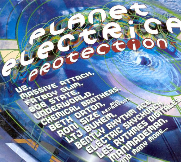 Planet Electrica:Prote999