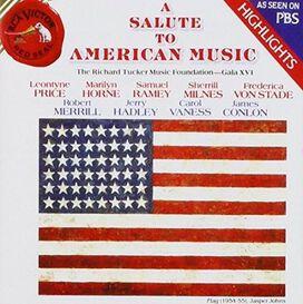 Metropolitan Opera Orch/ Conlon - A Salute to American Music