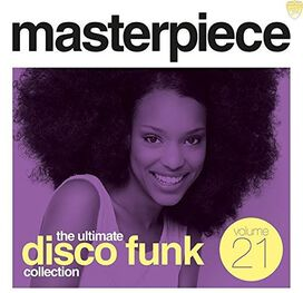 Various Artists - Masterpiece The Ultimate Disco Funk Coll 21 / Var
