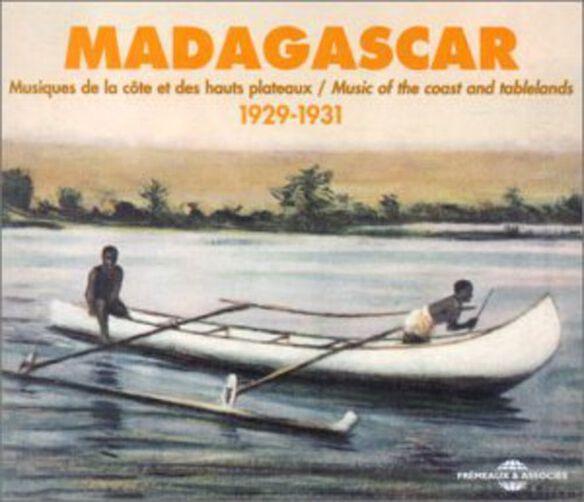 Various Artists - Madagascar 1929-1931